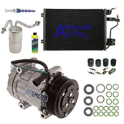 A//C Compressor KIT Fits 2500 L6 5.9L Diesel ONLY 1994-1997  Dodge Ram 3500