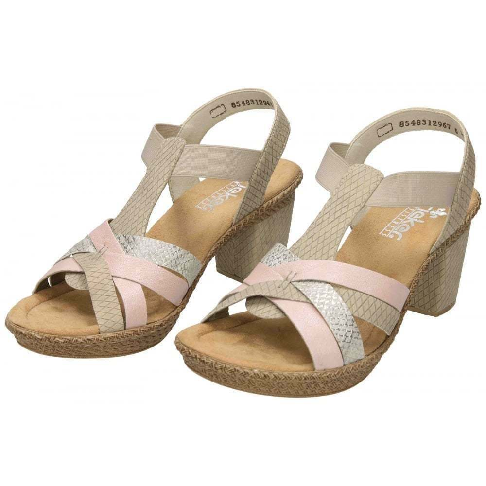 Dolce Vita LUCI Saddle Nubuck Leather Block Heel Strappy Gladiator Sandal 9 NEW