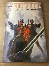 Star Wars: Darth Maul - Son of Dathomir by Jeremy Barlow (2017, Trade Paperback)