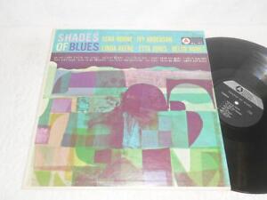 Shades-of-Blue-LENA-HORNE-ETTA-JONES-LINDA-KEENE-60-039-s-AL-FI-ORIG-JAZZ-LP-NICE