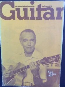 Guitar-The-Magazine-For-All-Guitarists-17-Magazines-See-Photos-For-Dates