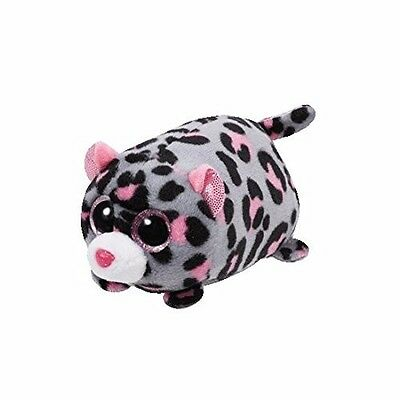 TY Beanie Boos 4 inch Teeny Tys Stackable Plush OLIVIA the Leopard - MWMTs