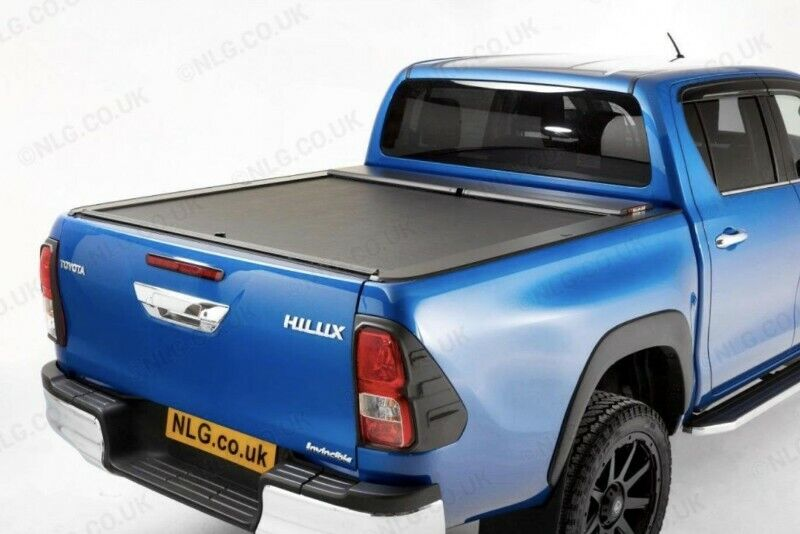 Hilux roller lid/ security lid @MOTORIZED STYLING