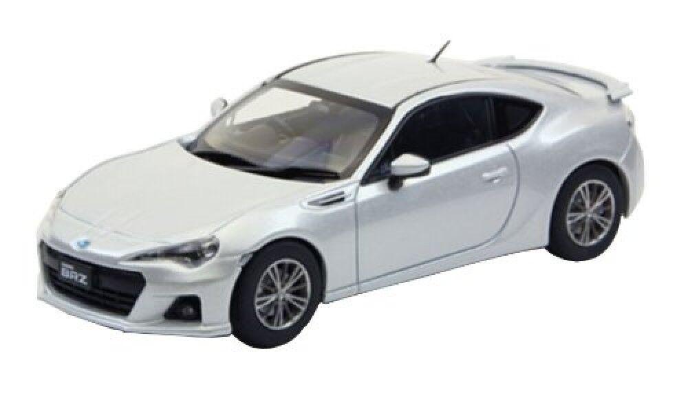 Ebbro 44779 1  43 Subaru Brz silver Nueva de Jap Frosdrough 65533;, n Coche de modellllerlero con Seguimiento