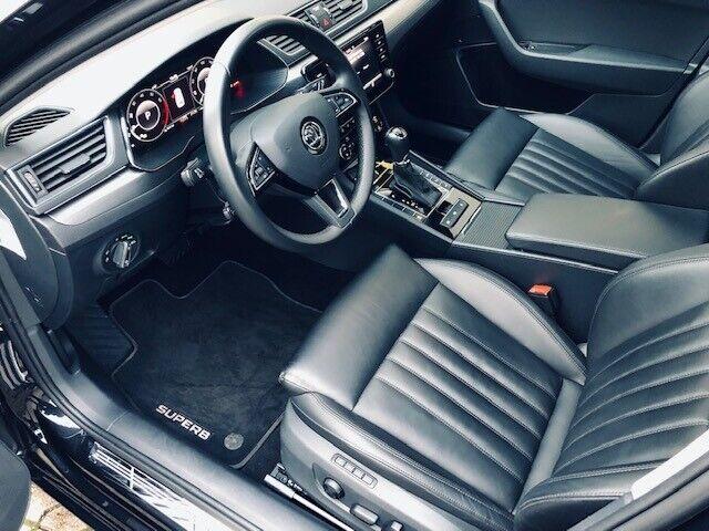Skoda Superb 1,5 TSi 150 Style Business Combi DSG Benzin