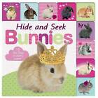 Lift-The-Flap Tab: Hide and Seek Bunnies by Roger Priddy (Board book, 2015)