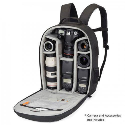Super PRO DSLR SLR Camera Rucksack Case Bag Backpack For Canon EOS Digital etc.