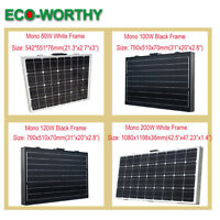Portable Folding Solar Panel 100w 120w 200w For Camping Power Charge Controller
