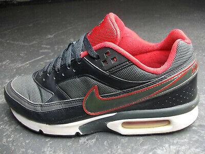 Nike Air Max BW 90 Classic 270 97 Plus 43 Gris Noir Rouge Blanc excellent état | eBay