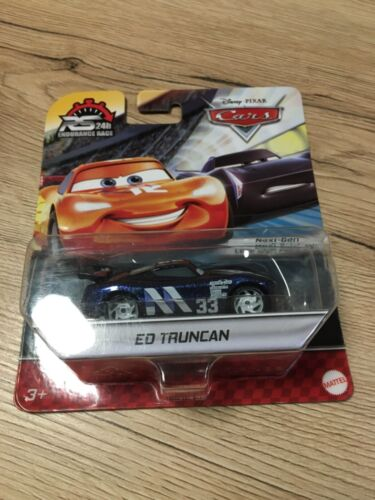 VOITURE DISNEY PIXAR CARS 3 Endurance Ed Truncan