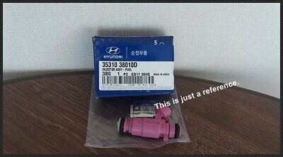 NEW Airtex Fuel Injector 4G1323 for Hyundai Sonata Santa Fe Optima 1999-2006