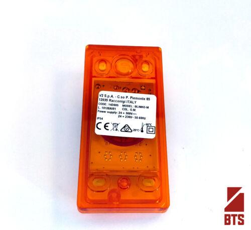 Lampe Torantrieb,Hoftor,Garage DC Blinkleuchte V2 Blinko 24-230V AC