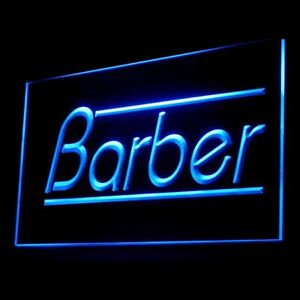 160109 Open BARBER SHOP HAIR CUT Hair coloring Hair design LED light sign