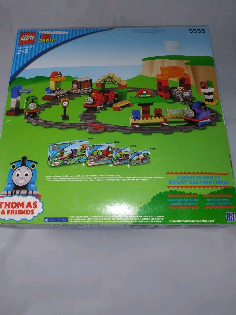 Lego duplo, Thomas Thomas Thomas & Friends, Toby at Wellsworth Station 625725