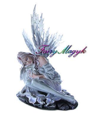 Nemesis Now Premium Fairy & Dragon ~  ALANIS~  31 cm tall LAST ONE