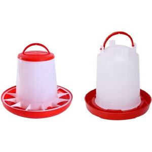 Baby-Chick-Feeder-and-Waterer-Kit-for-Poultry-Fount-for-Up-To-12-Chicks-BroiO8L7