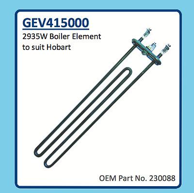 FAGOR DISHWASHER  BOILER ELEMENT 6000W GEV416385 Z241701