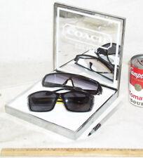 New Coach Eyewear Eyeglass Eye Mirror Store Advertising Display Stand Shelf Usa