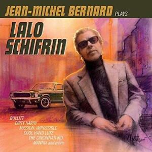 Jean-Michel-Bernard-Plays-Lalo-Schifrin-NEW-CD