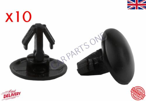 10X Weatherstrip Fastener Clips de fixation pour Mazda BP4K-58-762
