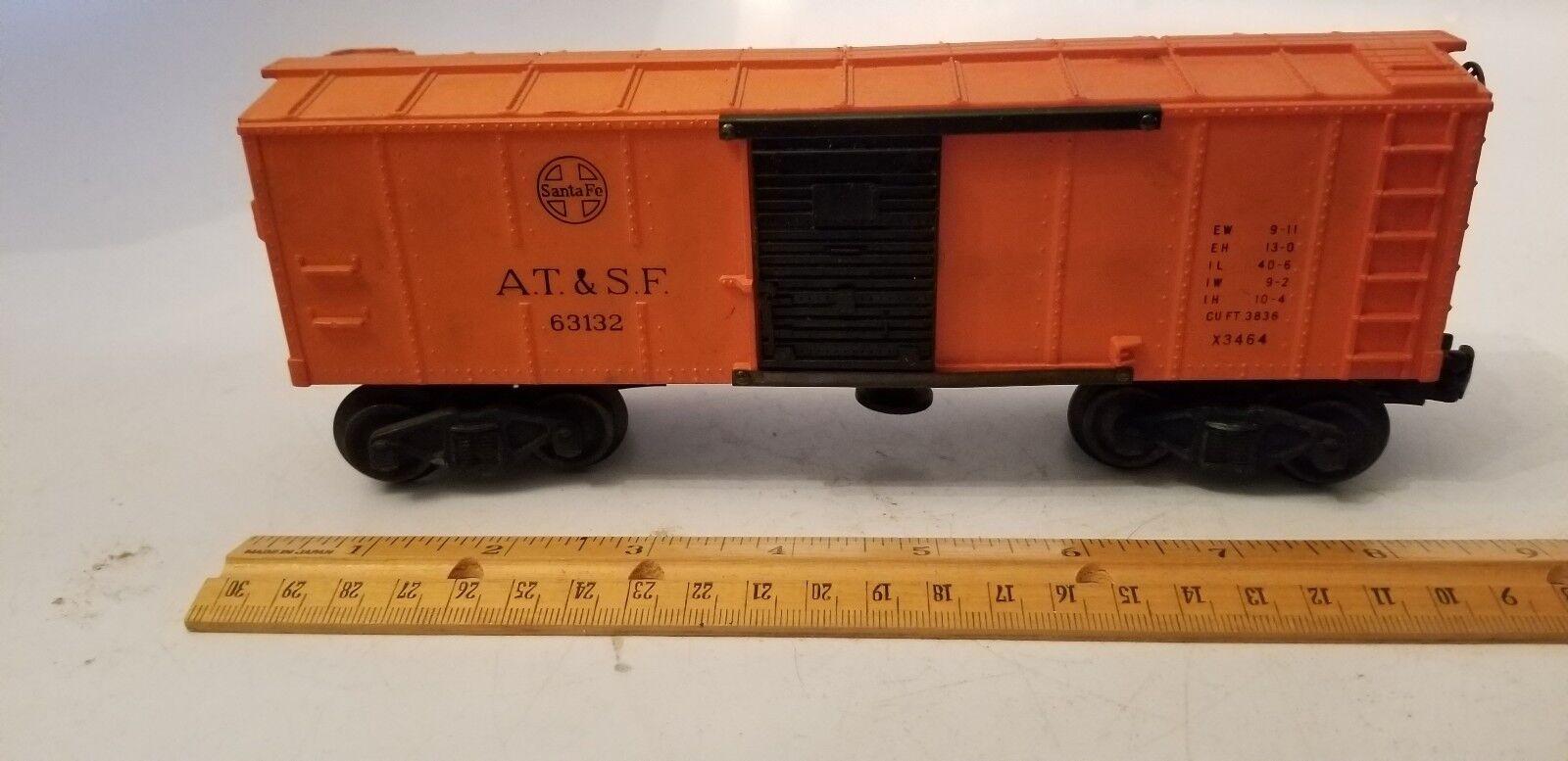 Post War - Lionel Trains - X3464 -  Santa Fe - A.T. & S.F.
