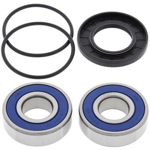 Polaris Scrambler 500 2x4 2000-2002 Front Wheel Bearings And Seals