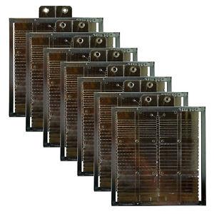Genuine 6 Slot Slice Rowlett Rutland Toaster Heating Heater 7 Elements ME301