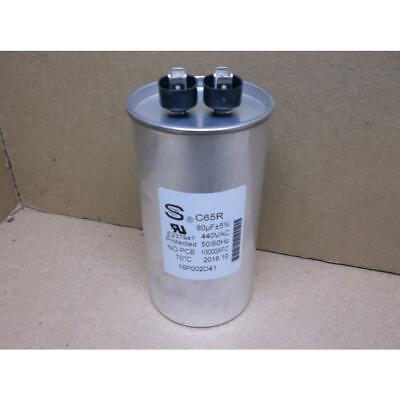 SHENG YE ELECTRICAL 16P002D20 40UF X 370VAC ROUND RUN CAPACITOR 50//60Hz