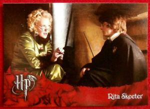 HARRY-POTTER-amp-GOBLET-OF-FIRE-Card-46-RITA-SKEETER-CARDS-INC-2005