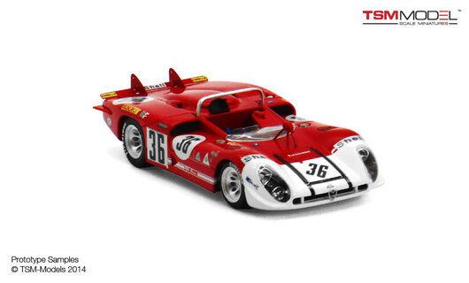 True Scale 1 43 Alfa Romeo Tipo 33 3 Le Mans 24Hr. 144312