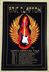ERIC-CLAPTON-2010-TOUR-POSTER-by-STANLEY-MOUSE
