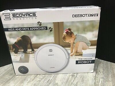Ecovacs Deebot N79w Robotic Vacuum Cleaner With App
