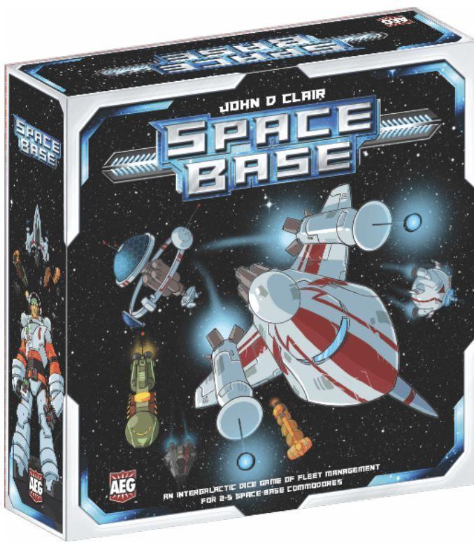 Space Base - Stratégie Jeu de Dés