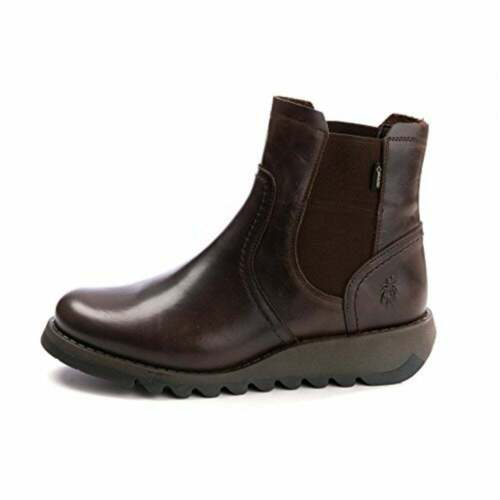 Fly London Scon058fly Womens Wedge Boots in Various Colours and Sizes