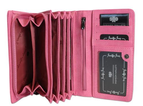PORTAFOGLIO Donna GRANDE portafoglio portafogli per le donne a pagamento-foto-scomparto carte