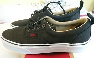fce22de4d6 Vans Era PT military twill black uk 3.5 Bnib trainers pumps ladies ...