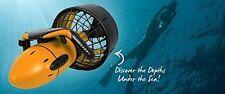 Underwater 300W Sea Scooter for Scuba Diving Snorkeling Propeller Equipment