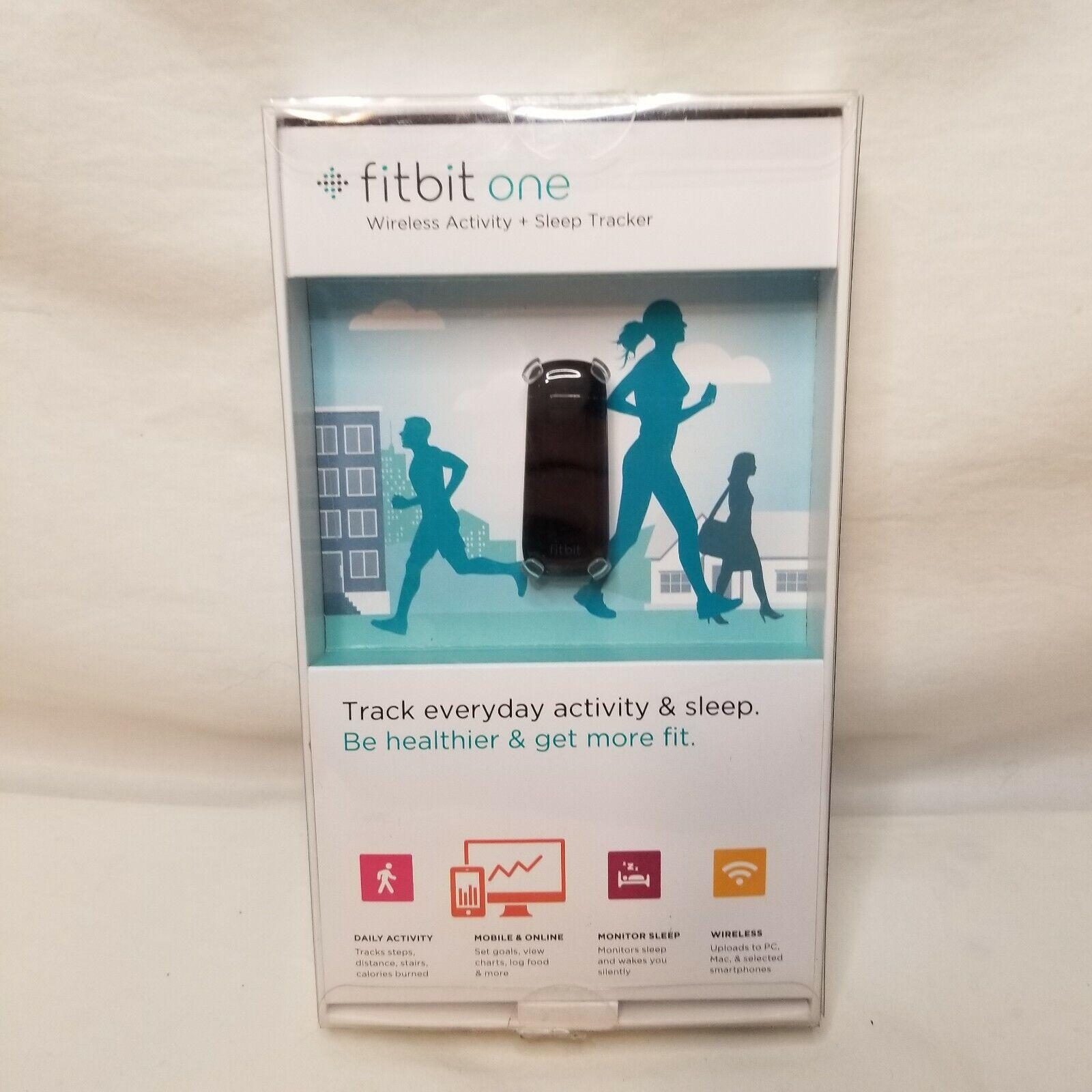 NEW Fitbit One Wireless Activity Plus Sleep Tracker