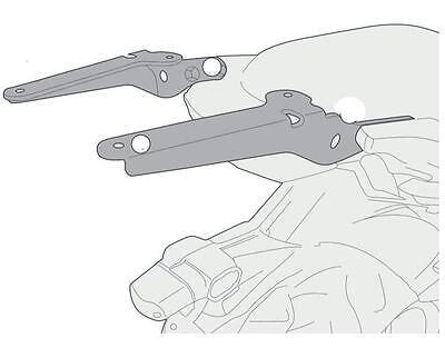 Givi Topcaseträger Sr4114 Senza Piastra Per Kawasaki Kle 650 Versys Anno 15-18- Ampia Fornitura E Consegna Rapida