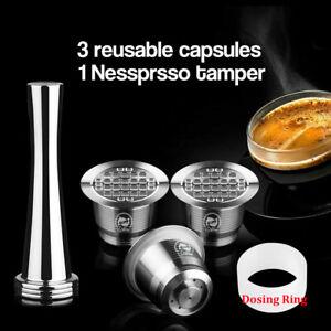 i-Cafilas-Wiederverwendbar-Nachfuellbare-Nespresso-Kaffeekapsel-Filter-Edelstahl