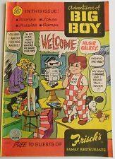 Vintage Sir Galaxy Robot Featured in a Big Boy Comic Book # 267 Cover Space Toy