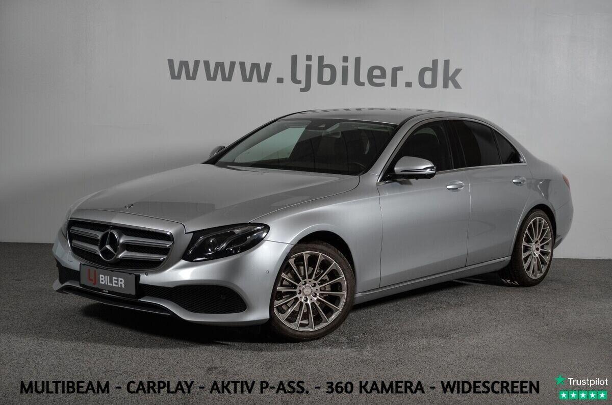 Mercedes E350 d 3,0 aut. 4d