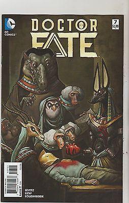 Doctor Fate 7 NM