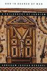 God in Search of Man: a Philosophy of Judaism by Abraham Joshua Heschel (Paperback, 1997)