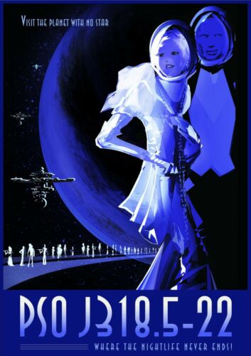 Venus etc NASA POSTERS: Earth JPL Retro Space Tourism Prints Jupiter Mars