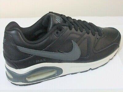 NIKE MAX COMMAND in pelle AIR Mens Scarpe Sneaker UK 7 12
