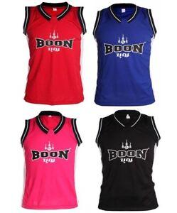 Boon Clothing Training Vest Black