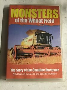 DVD-Monsters-Of-The-Wheat-Field-Combines-2007-Diamond-Farms