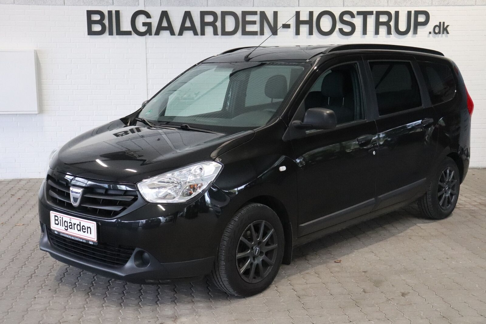Dacia Lodgy 1,5 dCi 90 Ambiance 5d - 74.900 kr.
