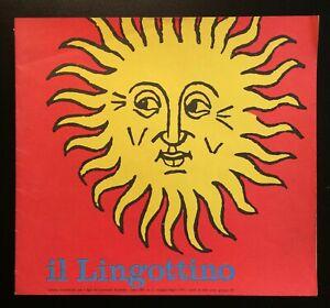 IL-LINGOTTINO-rivista-trimestrale-ITALSIDER-anno-3-n-2-maggio-luglio-1963